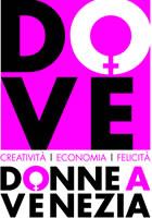 Logo iniziativa Donne a Venezia
