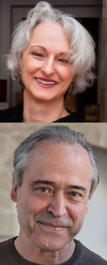 Monica Guggisberg e Philip Baldwin