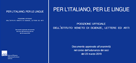 Per l'Italiano, per le lingue