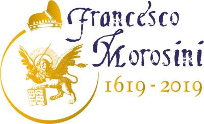 Logo celebrazioni quattrocentenario Francesco Morosini