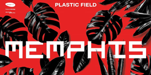 Memphis. Plastic fields