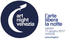Art Night Venezia. L'arte libera la notte