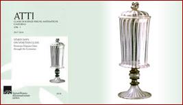 STUDY DAYS ON VENETIAN GLASS. VENETIAN FILIGRANA GLASS THROUGH THE CENTURIES.