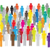 Schema di popolazione di individui diversi