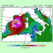 Mappa Ciclone 05-11-2011