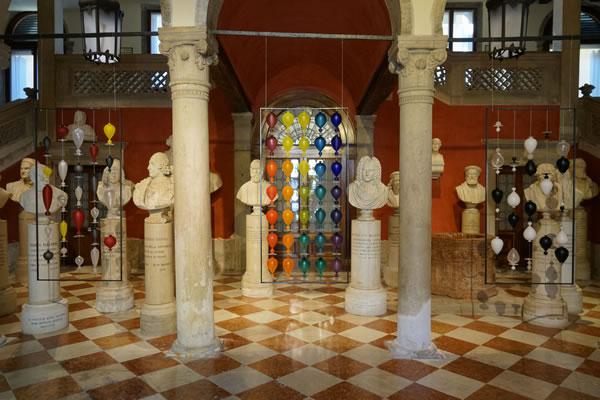 Atrio di palazzo Loredan