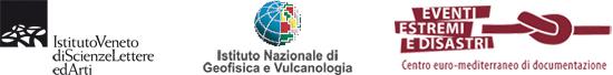 Logo Istituto Veneto, INGV, EEDIS