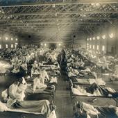 immagine rappresentante spanish flu Kansas 1918-19
